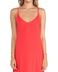 Tysa Red Bombshell Dress - Lyst