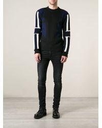 Diesel Black Gold Klan-lf Sweater - Lyst