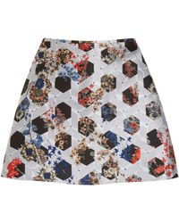 Mulberry Bluebell Skirt - Lyst
