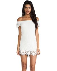 Jen's Pirate Booty White Truth Tunic - Lyst