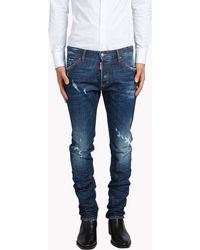 DSquared² 5 Pockets blue - Lyst