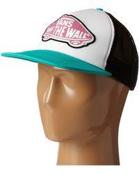 Vans Beach Girl Trucker Hat - Lyst