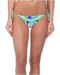Trina Turk Fiji Feathers Tle Side Hipster - Lyst