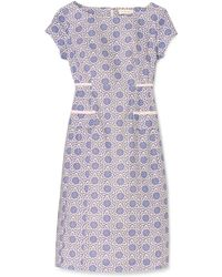 Tory Burch Carlan Dress - Lyst