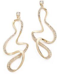 Jenny Packham - Scenic Earrings - Lyst
