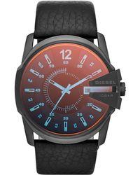 Diesel Black watches - Lyst