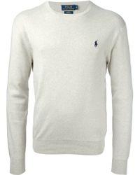 Polo Ralph Lauren Fine Knit Sweater - Lyst