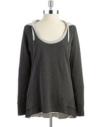 Calvin Klein Performance Hooded Hilo Sweatshirt - Lyst
