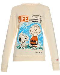 Tsptr - Life Magazine Peanuts Sweatshirt - Lyst