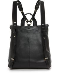 McQ by Alexander McQueen Leather Knapsack   - Lyst