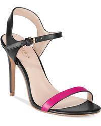 Charles by Charles David Reverse Two-Piece Sandals - Lyst