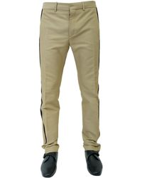 Diesel Black Gold Trousers Pertyl - Lyst