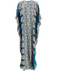 Naeem Khan - Embellished Caftan - Lyst