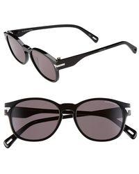 G-Star RAW Men'S 'Gs606Sm' 51Mm Sunglasses - Black - Lyst