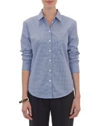 Band Of Outsiders Easy Shirt - Lyst