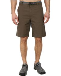 The North Face Granite Dome Utility Belted Short - Lyst
