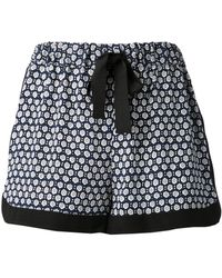 Sea B Track Shorts - Lyst