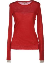 Burberry Brit Long Sleeve Sweater - Lyst