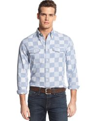Tommy Hilfiger Vaughn Check Shirt - Lyst