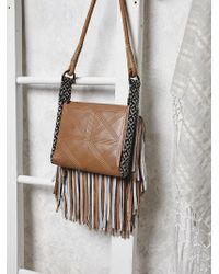 Free People Womens Foreverly Bag brown - Lyst