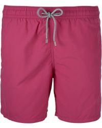 Vilebrequin Moorea Solid Swim Shorts - Lyst