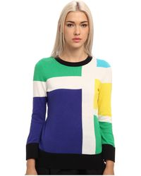 Kate Spade Multicolor Rylee Sweater - Lyst