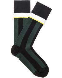 Marni Fineknit Stripe Socks - Lyst