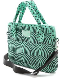 Marc By Marc Jacobs - Pretty Nylon Gamma Ray Print 13 Computer Commuter Case - Lyst