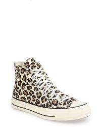 Converse Chuck Taylor All Star '70 High-Top Sneakers animal - Lyst