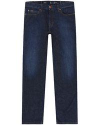 Armani J15 Slim Fit Jeans - Lyst