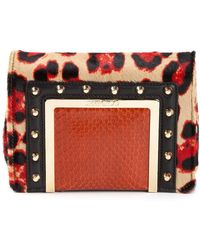 Jimmy Choo A Ava Clutch - Lyst
