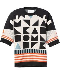 Henrik Vibskov Vibsnbobs One Size Pullover black - Lyst