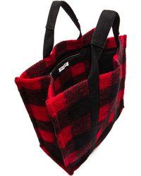 Étoile Isabel Marant - Rusty Check Bag - Lyst
