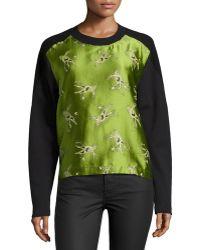 Risto - Evil Tree Front-Panel Sweatshirt - Lyst