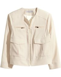H&M Short Jacket - Lyst