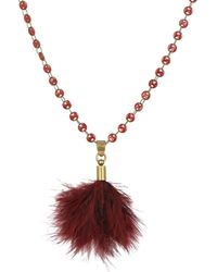 Isabel Marant Oh Me Pendant Necklace - Lyst