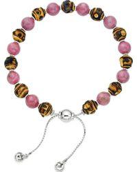 Gucci Bamboo Bead Bracelet - Lyst