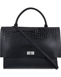 Givenchy Sharktooth Medium Leather Over The Shoulder Handbag - Lyst