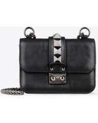 Valentino Noir Mini Shoulder Bag - Lyst