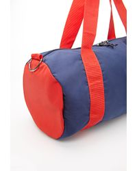 Forever 21 | Colorblock Duffle Bag | Lyst