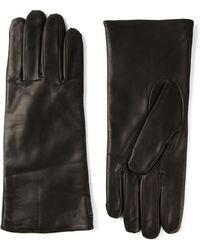 DIESEL - Lambskin Gloves - Lyst