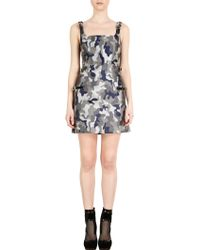 Christopher Kane Camo Tank Dress - Lyst