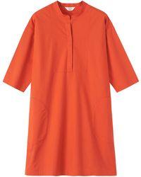 Toast Plain Cotton Night Shirt - Lyst