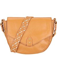 Petite Mendigote Leather Bag - Eze - Lyst