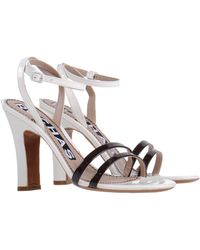 Rochas High-Heeled Sandals - Lyst