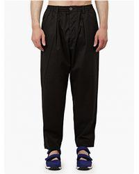 Marni Men'S Cotton Trousers - Lyst
