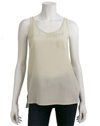 Ag Adriano Goldschmied Luminous Tank - Lyst