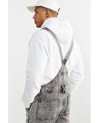 BDG - Bruce Acid Wash Overall - Lyst