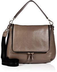 Anya Hindmarch Leather Maxi Zip Satchel - Lyst