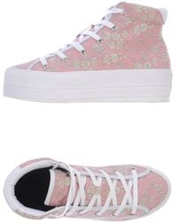Chloë Sevigny For Opening Ceremony Hightops Trainers - Lyst